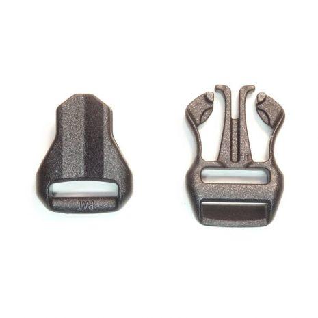 Side release buckle 10mm 2