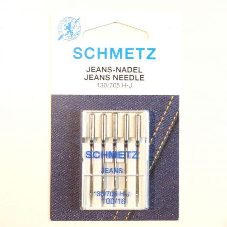 Schmetz jeans cordura needles size 100