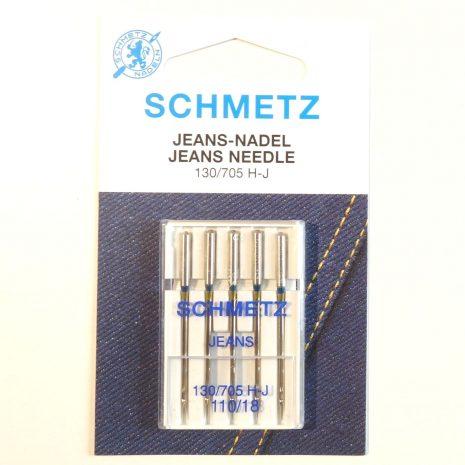 Schmetz jeans cordura needles size 110