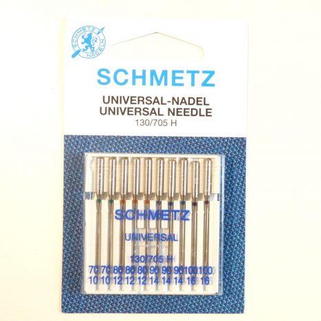 Schmetz universal 10pcs needle set