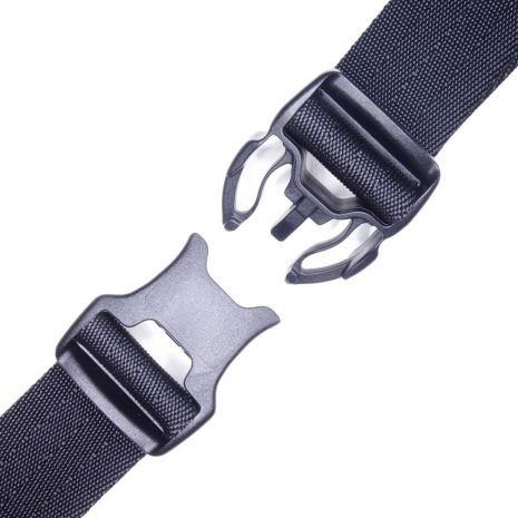 Ultralight double buckle