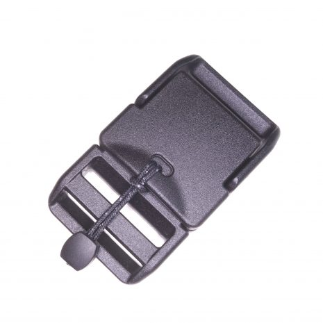 Magnetic buckle with pull