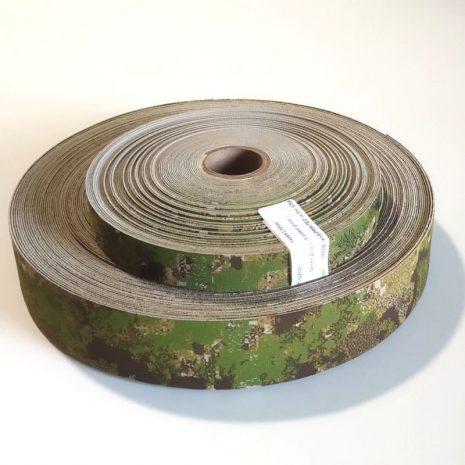 Pencott GreenZone elastic webbing by the metre