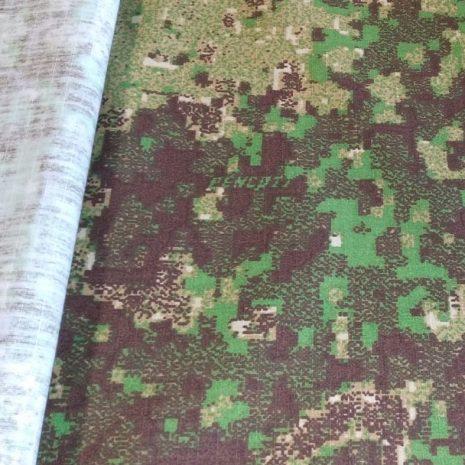 Pencott Greenzone polyco fabric