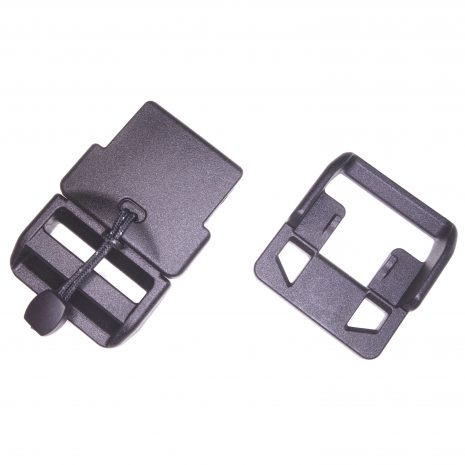 magnetic buckle with pull open