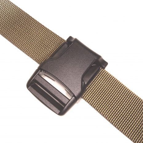 two way molle buckle