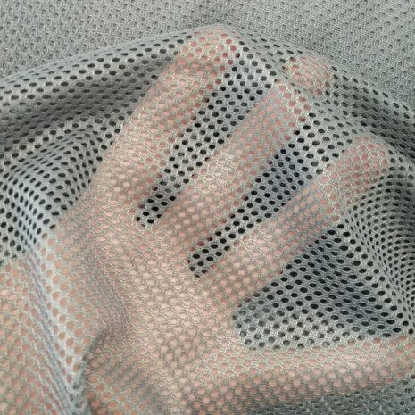 Polyester mesh lining fabric