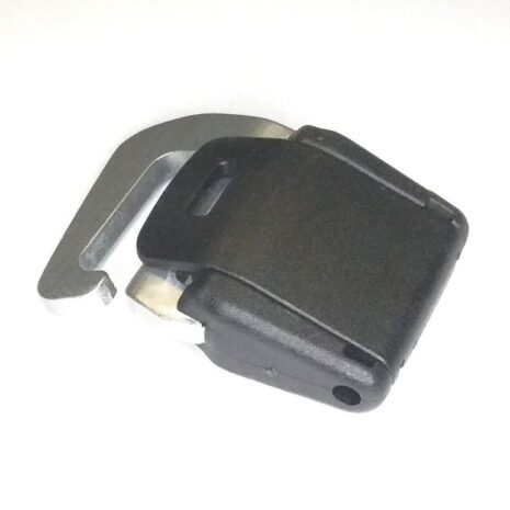 Aluminum acetal g-hook with cam