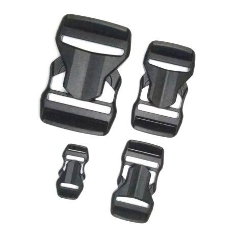 lightweight buckles dual adjustable