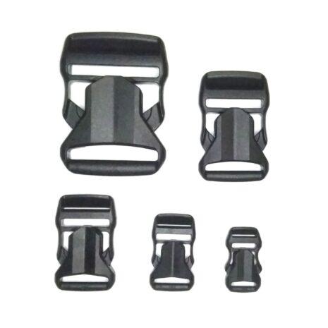 lightweight plastic buckles