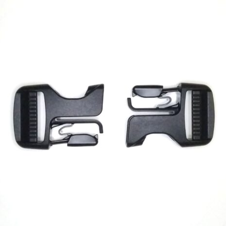 dual adjustable symmetric buckle