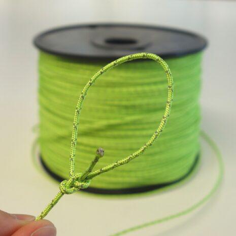 1.7mm polyester-uhmwpe core guyline