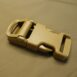 25mm heavy duty cam buckle coyote