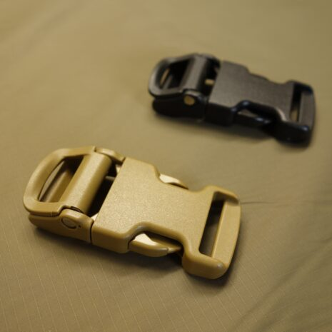 Military coyote brown cam buckle 25mm