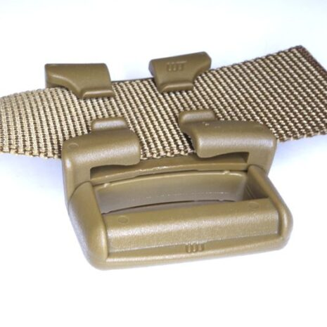 Molle-pals buckle coyote