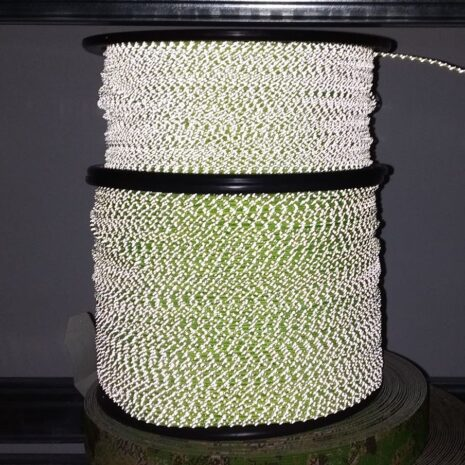 Reflective UHMWPE tent cord 1,7mm