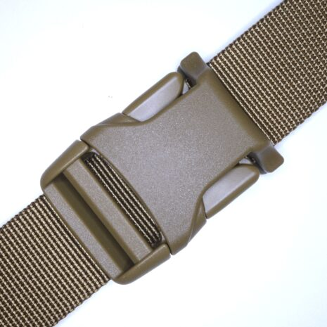 coyote brown molle pals buckle