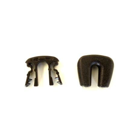 u-shaped cord end